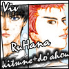 personal fanart - RuHana