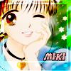 Smiling Miki Icon