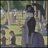 Art - Seurat - Sunday Afternoon
