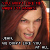 Bashing Jean Grey