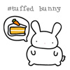 miss thang: stuffed bunny