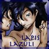 The Black Kitten: Nobility - Sacrifice - Chocolate: bijou - lapis lazuli
