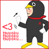 yamapi in a penguin suit