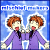 Baka Deshi: Ouran Koukou - Mischief Makers - Twins