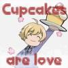 Anime - ouran cupcakes