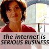 Alyson: SGA - The internet
