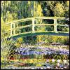 Monet: bridge (by striped)