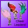 Cheer Leader Trollz