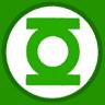 Green Lantern crest