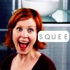 SATC - Miranda squee