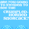 Crumpled-horned Snorcack