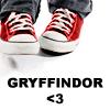 gryffindor converse