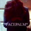 ellymelly: facepalm