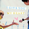 Junie: Akame [give you my heart]