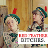 Red Feather Bitches