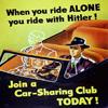 hitler is good for the carpool lane
