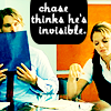 Amanda: House - Chase is invisible // unknown