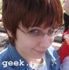 not telling: me geek