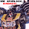 Transformers - Me Grimlock BADASS!