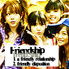 Morning Musume - FRIENDSHIP