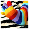 rainbow toes - stolen