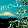 mod Mt Fuji