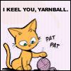 Saku: yarnball