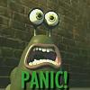 Thermy: Slug!love: PANIC!