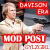 MOD- Davison Era- Who- 5- gun