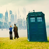 Steffi: Doctor Who - New Earth Tardis by alleyca