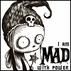 Mad w/power