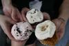 cupcake triforce