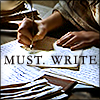 Venessa: Must write!
