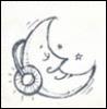 Fruitcake Moon