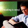 books - reading is sexy: mangofandango