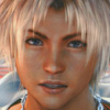 Tidus from Final Fantasy X (Surprised)