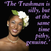 The Trashman is silly but pithy