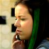 scowl, pensive (green)
