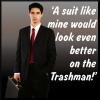 A suit like mine