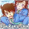 Samiha: Ran X Shinichi