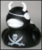 Pirate ducky