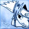 Kylara: [chibi] Sasuke - powder blue angel