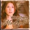 Ashlyn Noble: were there monkeys?