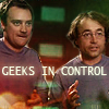 Maria: geeks in control