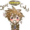 Sora - space cadet, *ditz*