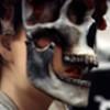 broken behind the mask