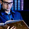Alix (Tersa): Dr Who - Studious Ten (bibliophile1887)