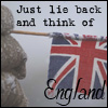 england - lie back and think of England