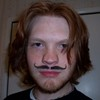 Nathan: me 31 - pirate mustache