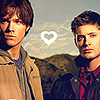 Because that's how I see the universe.: SPN // Wincest love